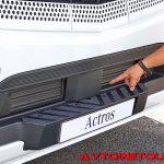 Демонстрация системы безопасности Mercedes-Benz Power Brake Assist