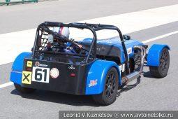 Шорткат стартовый номер 61 на Moscow Classic Grand Prix сезона 2018 года