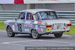 ИЖ-412 стартовый номер 18 на Moscow Classic Grand Prix сезона 2018 года