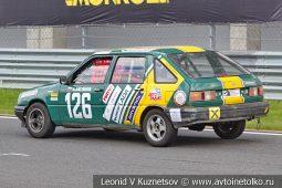 ИЖ-2126 стартовый номер 126 на Moscow Classic Grand Prix сезона 2018 года