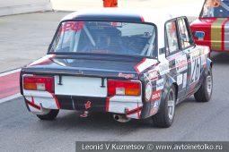 ВАЗ-2101 стартовый номер 26 на Moscow Classic Grand Prix сезона 2018 года
