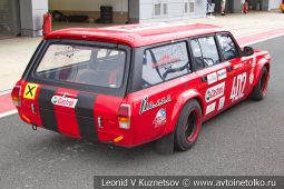 Волга ГАЗ-2402 стартовый номер 402 на Moscow Classic Grand Prix сезона 2018 года