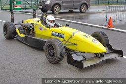 Dallara-F399 стартовый номер 77 на Moscow Classic Grand Prix сезона 2018 года
