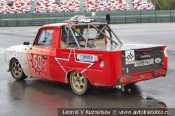 ИЖ-2715 стартовый номер 50 на Moscow Classic Grand Prix сезона 2018 года
