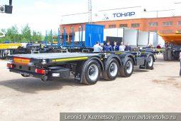 Полуприцеп контейнеровоз ТОНАР-99891