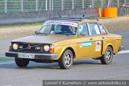 Первый этап Moscow Classic Grand Prix 2019 Тайм Атак