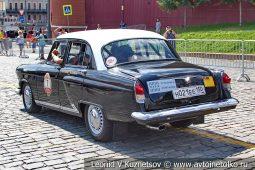 ГАЗ-21М Волга №7 на ГУМ Авторалли 2019