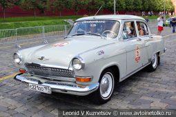 ГАЗ-21УС Волга №25 на ГУМ Авторалли 2019