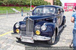 Packard-180 №180 на ГУМ Авторалли 2019