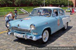 ГАЗ-21К Волга №31 на ГУМ Авторалли 2019
