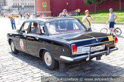 ГАЗ-24 Волга №40 на ГУМ Авторалли 2019