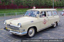 ГАЗ-22Д Волга №48 на ГУМ Авторалли 2019