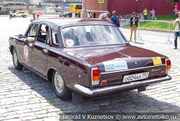 ГАЗ-24 Волга №61 на ГУМ Авторалли 2019