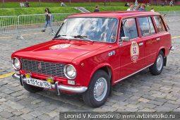 ВАЗ-2102 Жигули №63 на ГУМ Авторалли 2019