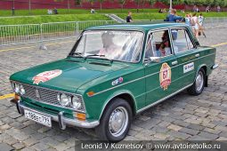 ВАЗ-2103 Жигули №67 на ГУМ Авторалли 2019