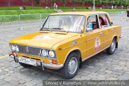ВАЗ-2103 Жигули №70 на ГУМ Авторалли 2019