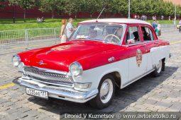 ГАЗ-21 Волга №287 на ГУМ Авторалли 2019