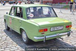 ВАЗ-2101 Жигули №85 на ГУМ Авторалли 2019