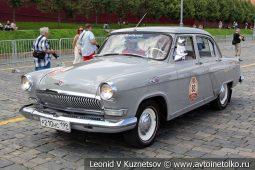 ГАЗ-21Л Волга №83 на ГУМ Авторалли 2019
