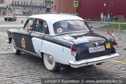 ГАЗ-21 Волга №2813 на ГУМ Авторалли 2019