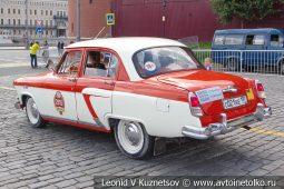 ГАЗ-21 Волга №2815 на ГУМ Авторалли 2019