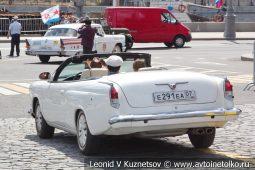 ГАЗ-21 Волга на ГУМ Авторалли 2019