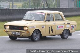 Второй этап Moscow Classic Grand Prix 2019 Тайм Атак